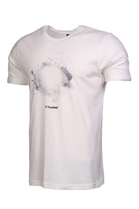 Hummel Zadoc Beyaz Erkek Tişört