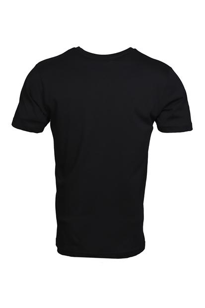 Robin Siyah Erkek Tişört