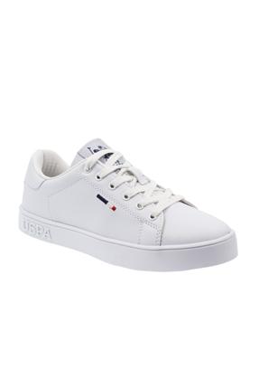 Flex Beyaz Kadın Sneaker Ayakkabı
