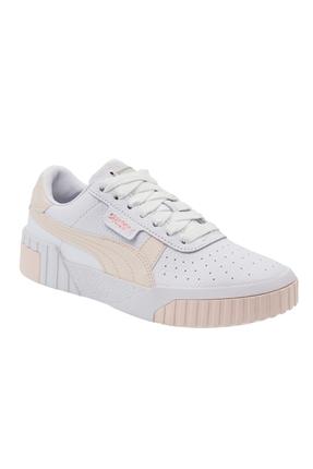 Cali Beyaz Sneaker Ayakkabı