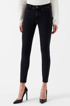 Adriana Lux Move Siyah Kadın Pantolon