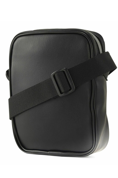 Core Up Portable Siyah Omuz Çantası