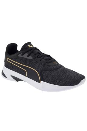 Jaro Knit Siyah Erkek Koşu Ayakkabısı