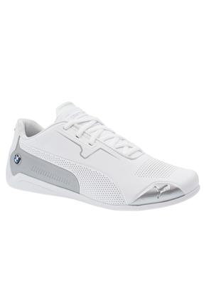 Bmw Mms Drift Cat Beyaz Erkek Günlük Ayakkabı