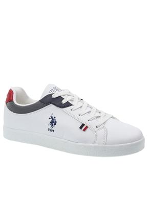 Arnold Beyaz Erkek Sneaker Ayakkabı