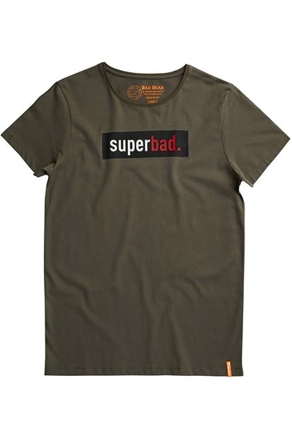 Superbad Yeşil Erkek Tişört