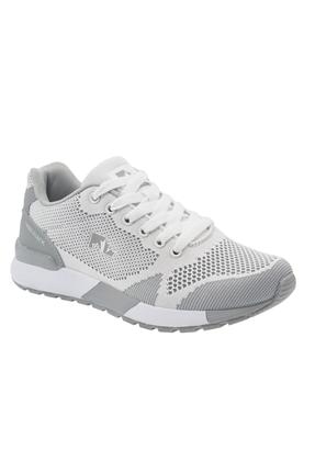 Vendor Fileli Beyaz Spor Ayakkabı