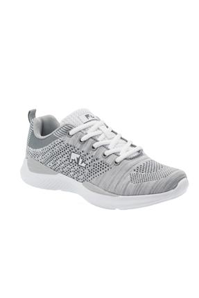 Wolky Gri Kırçıllı Spor Ayakkabı