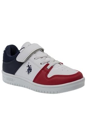 Douglas Beyaz Çocuk Günlük Ayakkabı