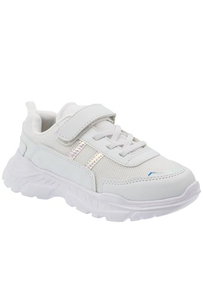 Beyaz Çocuk Günlük Ayakkabısı