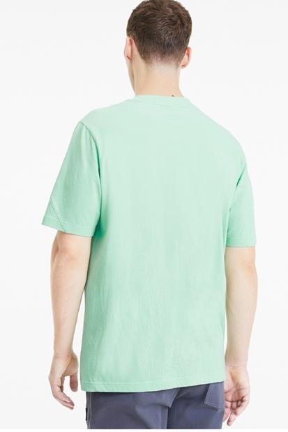 Nu-Tility Yeşil Erkek Tişört