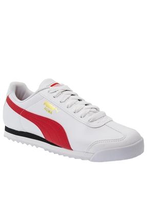 Roma Basic Beyaz Erkek Günlük Ayakkabı