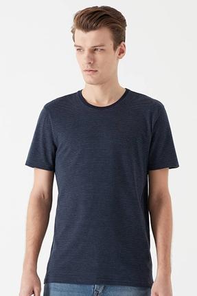 Lacivert Erkek Tişört
