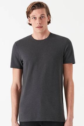 Gri Erkek Tişört