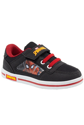 Renato P Siyah Erkek Çocuk Günlük Ayakkabı