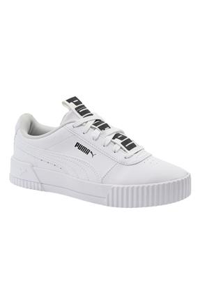 Carina Bold Beyaz Günlük Kadın Ayakkabısı