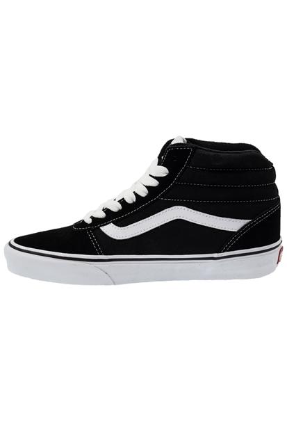 VANS Mn Ward Hi Siyah Günlük Erkek Ayakkabı