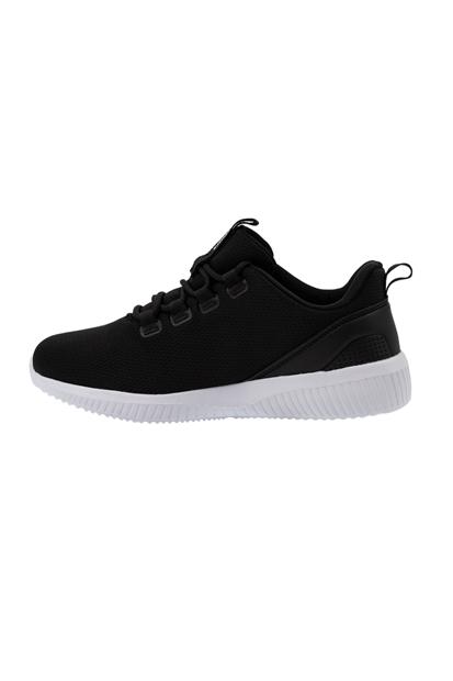 Pearl Siyah Günlük Kadın Ayakkabı