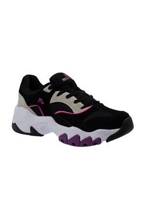 Regina Siyah Günlük Kadın Ayakkabı
