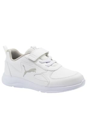 Fun Racer Beyaz Çocuk Günlük Ayakkabı