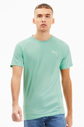 Evostripe Yeşil Erkek Tişört