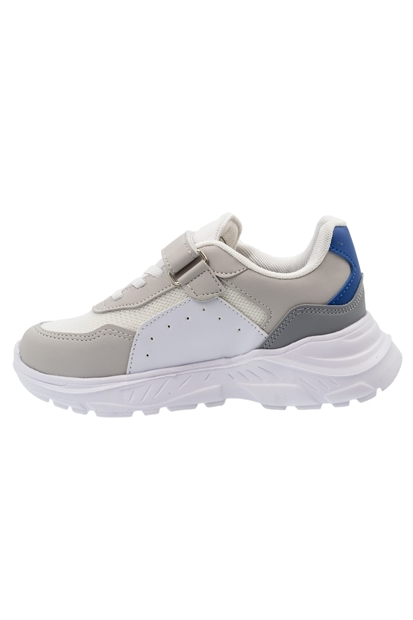 Gri Çocuk Günlük Ayakkabı