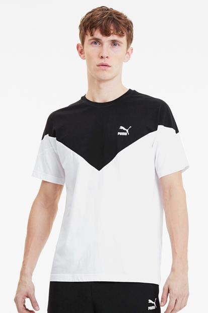 Iconic Mcs Beyaz Erkek Tişört