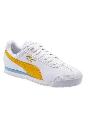 Roma Basic Beyaz Kadın Günlük Ayakkabı