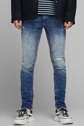 Glenn Noos Mavi Erkek Pantolon