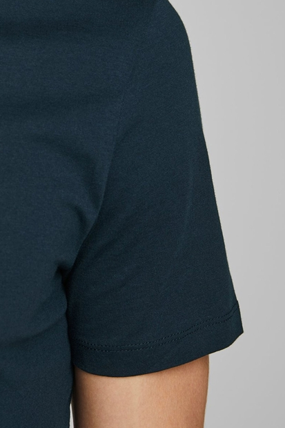 Venıcebeach Organıc Tee Ss Crew Neck Lacivert Erkek Tişört