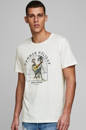 Onıket Tee Ss Crew Neck Sarı Erkek Tişört