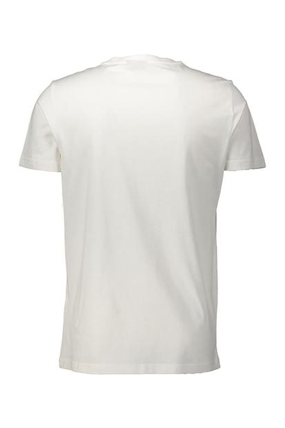 Hmlwann Tee Beyaz Erkek Tişört