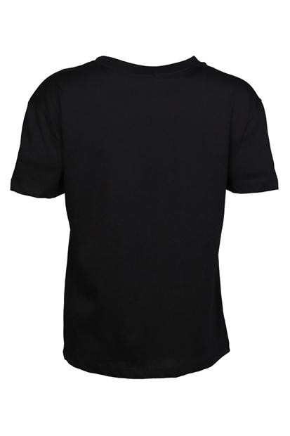 Sofia Siyah Kadın Tişört