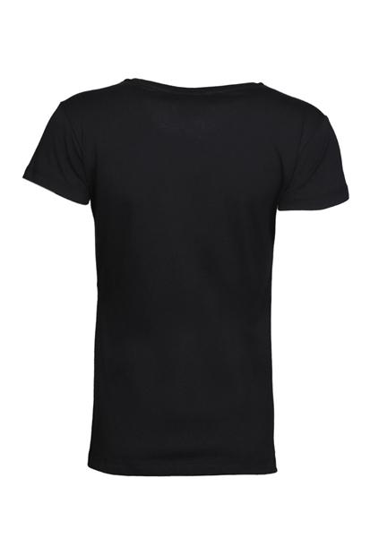Sabana Siyah Kadın Tişört