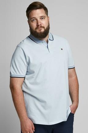 Wın Blu. Polo Ss Ps Mavi Erkek Tişört
