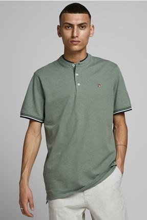 Wın Bu. Mao Poo Ss Yeşil Erkek Tişört