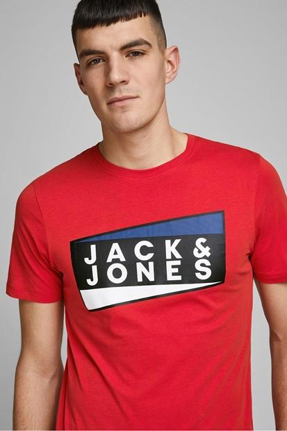 Shaun Kırmızı Erkek Tişört