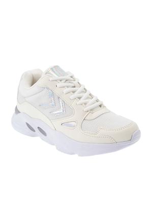 York Hologram Beyaz Kadın Günlük Ayakkabı