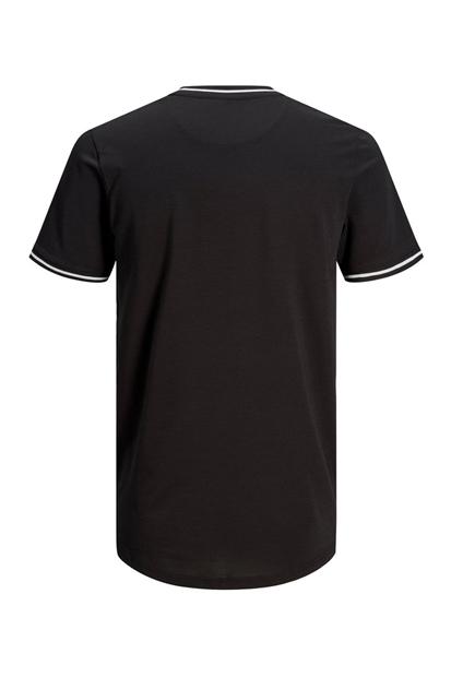 Fearle Siyah Erkek Tişört