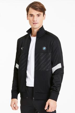 Bmw Mm T7ack Jacket Siyah Erkek Ceket