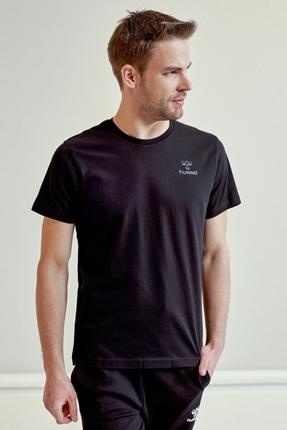 Hmlkevıns Siyah Erkek Tişört