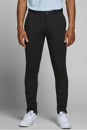 Marco Noos Siyah Erkek Kumaş Pantolon