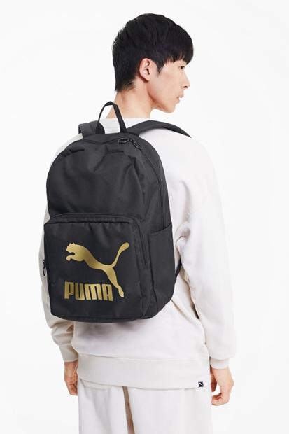 Originals Backpack Siyah Erkek Sırt Çantası