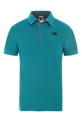 Premium Turkuaz Erkek Tişört