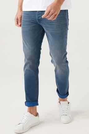 Bartez Mavi Erkek Pantolon