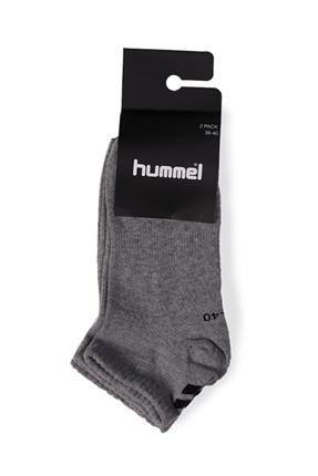 Midi 2 Pack Gri Erkek Çorap