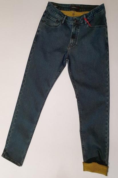 Zagor Mavi Erkek Pantolon