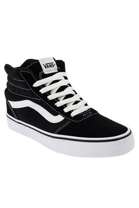 Wm Ward Hi Siyah Kadın Ayakkabı