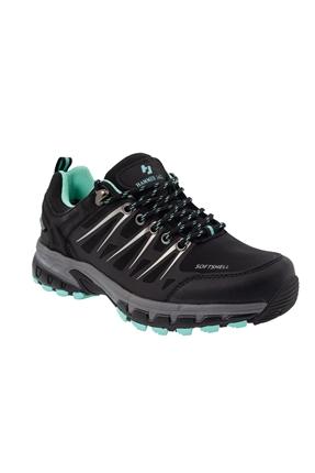 Siyah Kadın Outdoor Ayakkabı