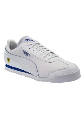 Sf Roma Beyaz Erkek Ayakkabı